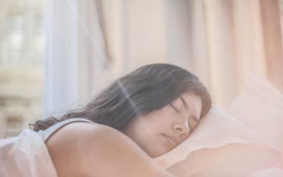 5 tips voor een goede slaap